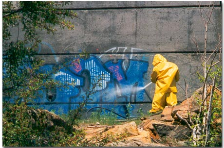 Graffiti Removal Quincy